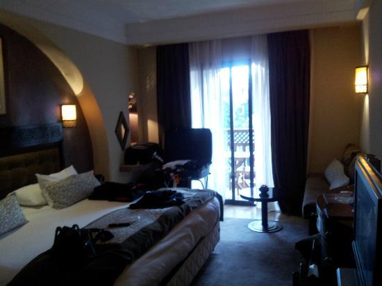 Hivernage Hotel & Spa : Main room