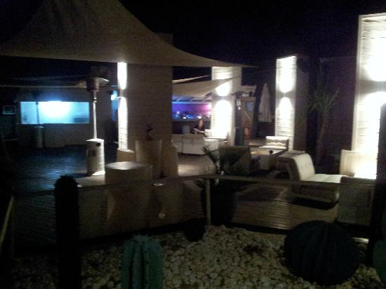 فندق وسبا هيفرنيدج: Rooftop bar 