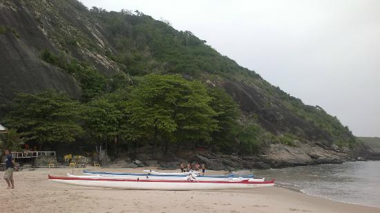 Praia de Itaipú