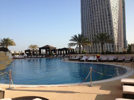 T1 pool picture of grosvenor house dubai dubai for Best value hotels in dubai