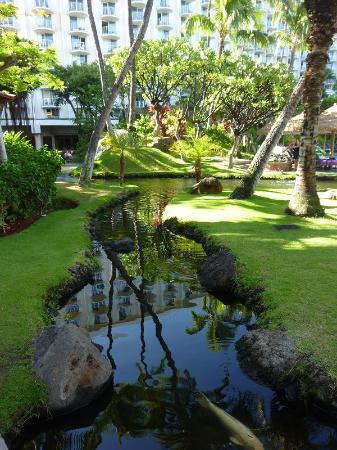 Westin Maui Resort And Spa: Westin Maui grounds