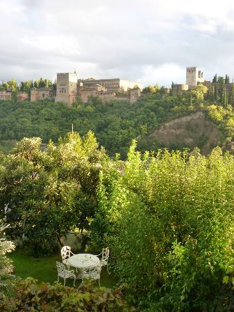 Las-Tres-Terrazas: Panorama dalla camera