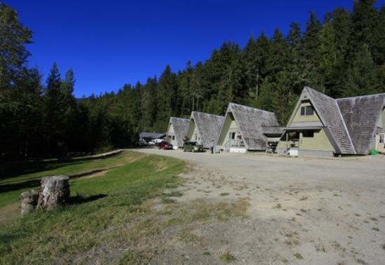 Nakusp Hot Springs: Chalet's
