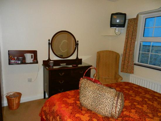 Red Setter Townhouse B&B : Lovely spacious double room