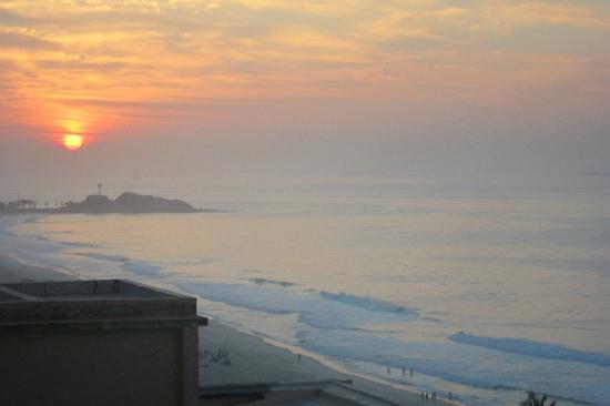 Caesar Park Rio de Janeiro Ipanema Managed by Sofitel: sunrise