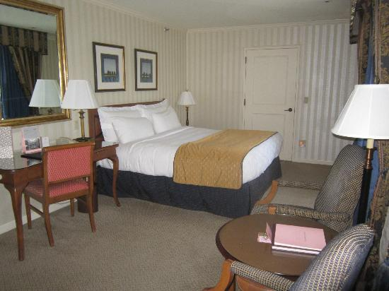 The Langham, Boston: Bedroom