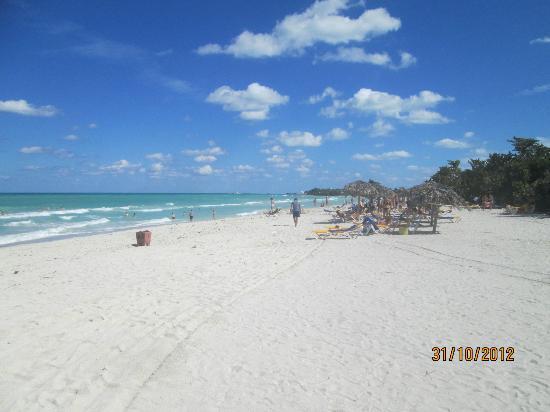 Iberostar Varadero: Varadero beach
