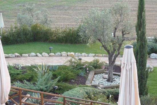 Saturnia Tuscany Hotel: Grounds.