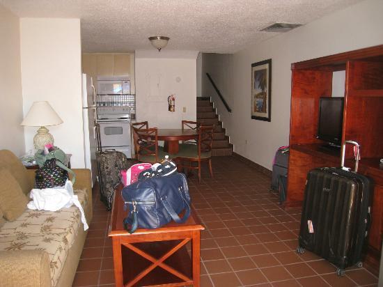 Park Royal Puerto Rico at Club Cala: The living room