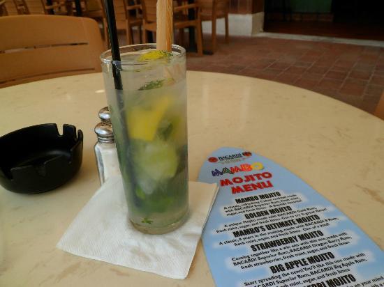 Mambo Cafe: Mojito