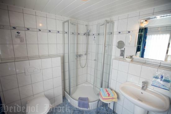 Gasthaus & Pension Heidehof: Nr. 5 / Badbereich