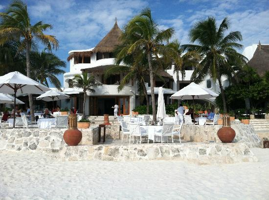Belmond Maroma Resort & Spa: El Restaurante