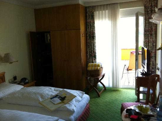 KOLLER's Hotel: Double room of type A - Room 15