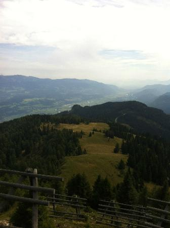 KOLLER's Hotel : Goldeck Mountain Walk