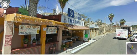 Taco Fiesta : A block or two off the beaten path but worth it.