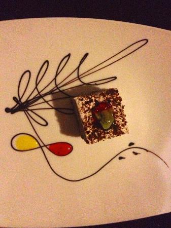 Ocean Maya Royale: Dessert at the Italian restaurant
