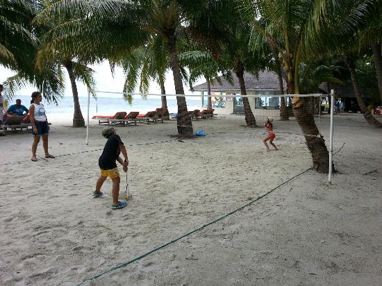 Club Med Kani: Some sports? 