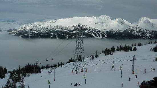 Whistler Blackcomb: de uma montanha p outra