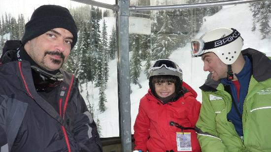 Whistler Blackcomb: lift