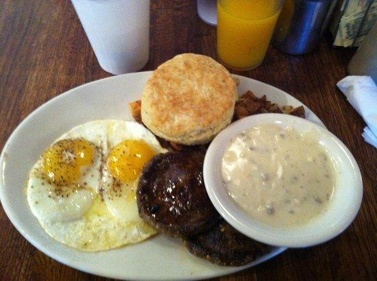 Big Bad Breakfast: Big Bed Breakfast