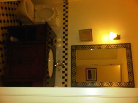 The American Colony Hotel: Bath View