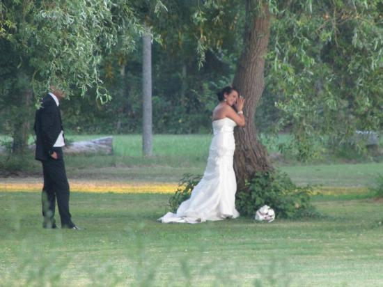 Taglio di Po, Italia: matrimonio a ca' Zen