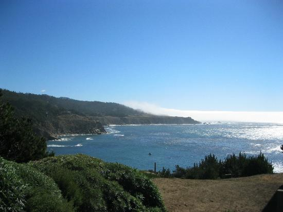 Alexander's at Timber Cove Inn: The views are among the Sonoma Coast's best.