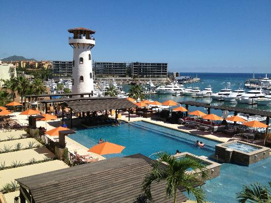 Tesoro Los Cabos: View from Room 536