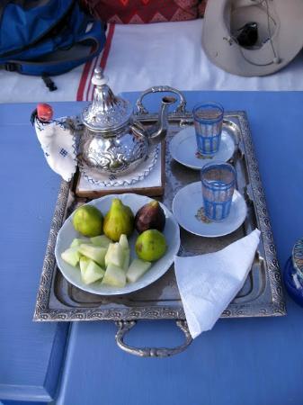 Casa Perleta: Refreshments