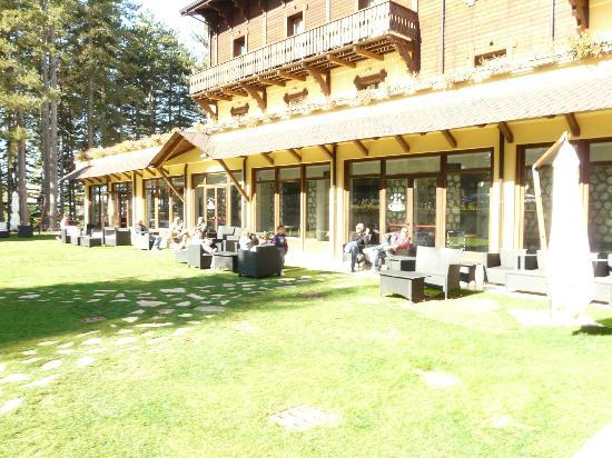 Grand Hotel Parco dei Pini: Albergo