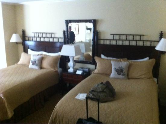 The Carolina Hotel - Pinehurst Resort: My Guest Room