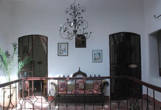 Villa Garance : Hall