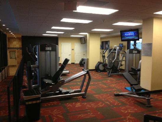 Courtyard by Marriott Austin Downtown/Convention Center: Fitness Center