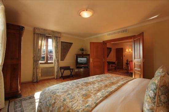Golden Well Hotel: Rudolph Suite