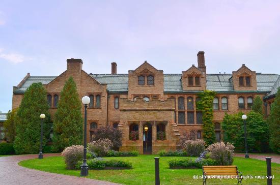 Cranwell Spa & Golf Resort: The Mansion at Cranwell