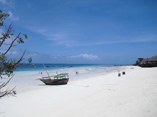 Baobab Beach Resort: Great walks...