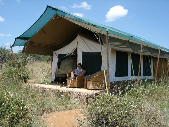 ‪Laikipia Wilderness Camp‬
