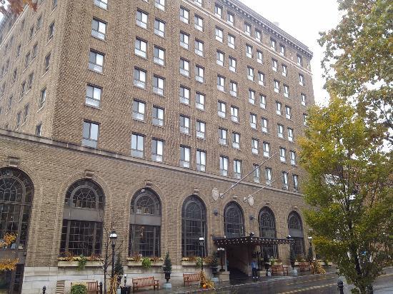 Historic Hotel Bethlehem: Historic Bethlehem Hotel
