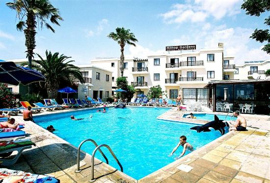 Photo of Hilltop Gardens Hotel Apts. Paphos