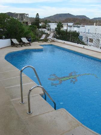 Hostal El Dorado: piscine