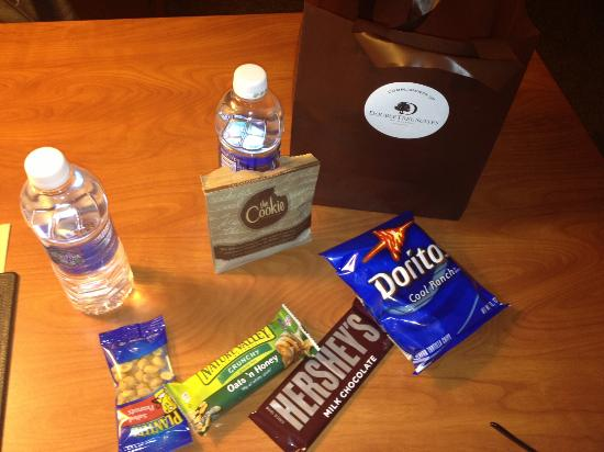 DoubleTree Suites by Hilton Hotel Phoenix: Goodies