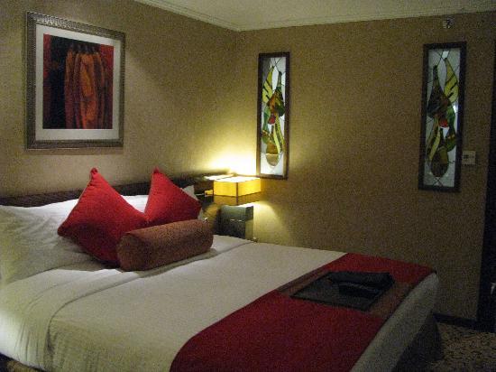 InterContinental Nairobi: chambre à coucher