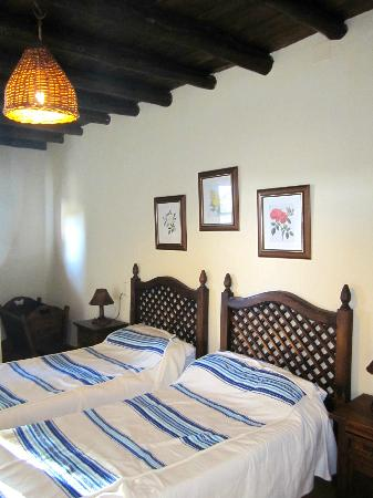 Hotel Rural San Roque: Our room