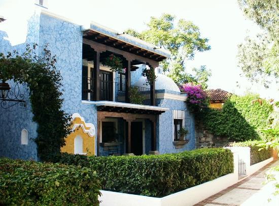 Villa Colonial: Chambre