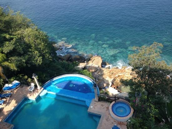 Hotel Yatzil: vista 