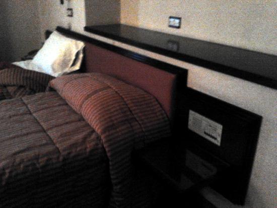 Grand Hotel Irpinia: Letti