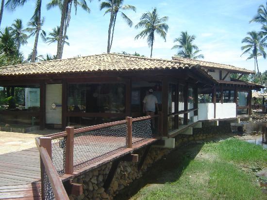 Cana Brava All Inclusive Resort: Restaurante / Sala de Jogos