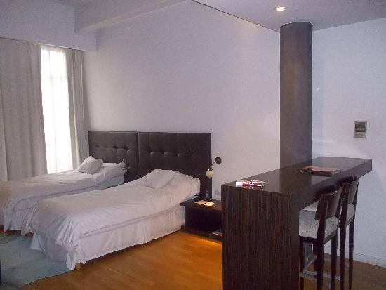 Moreno Hotel Buenos Aires: Habitacion