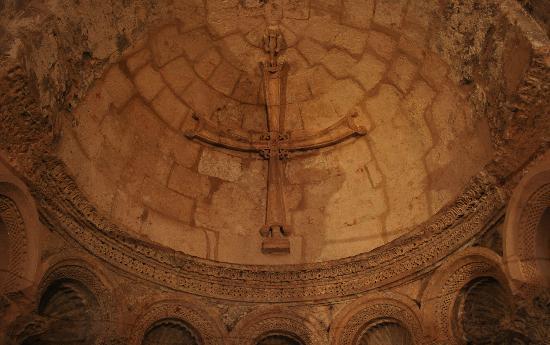 Midyat, Tyrkia: The vault