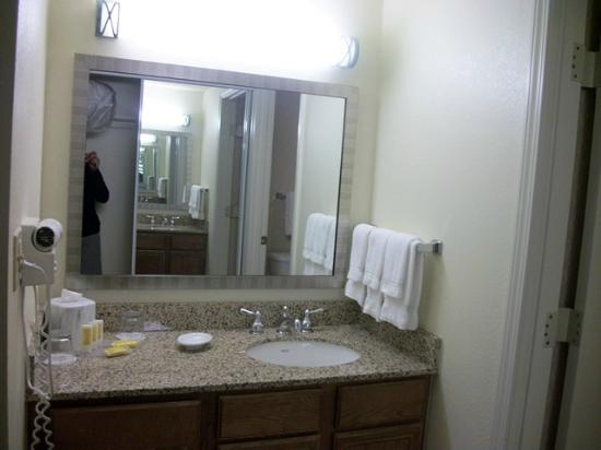 Residence Inn Arlington Rosslyn: vanity area